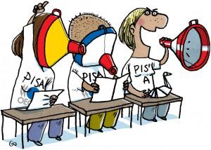 Programme for International Student Assessment, Gymnasieskolen, gs, Gitte Skov