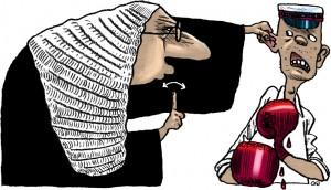 uddannelse giver forskelsbehandling i retssystemet, Ugebrevet A4, Gitte Skov, gs