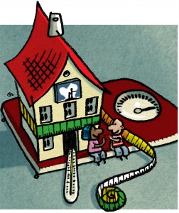 Dansk flygtningehjælp, Gitte Skov, cartoonist, gs