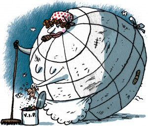Weekendavisen, Gitte Skov, gs, Mother earth, end of homo sapiens, jordens undergang, end of the world