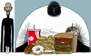 mad tren, 5:2, diæt, faste, fastfood, 3. verdenslande, livsstilssygdomme, diapetes, hjertekarsygdom